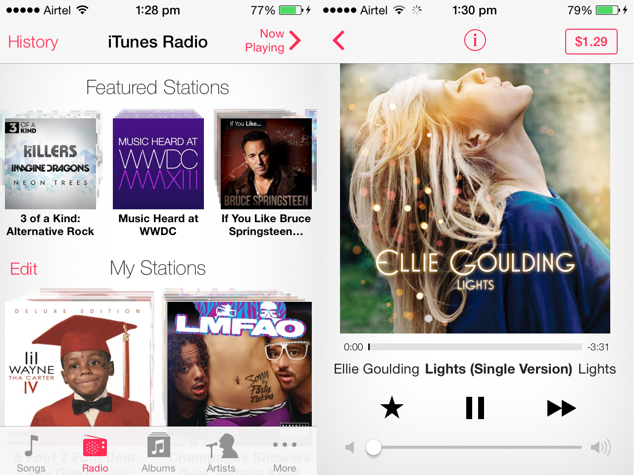 Use iTunes Radio In Any Country