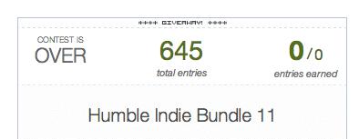 HumbleBundle-GiveAway-Over