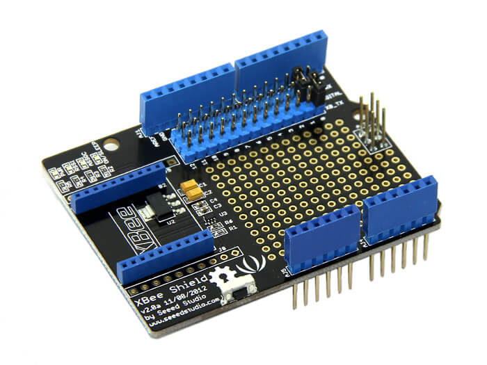 What are arduino shields