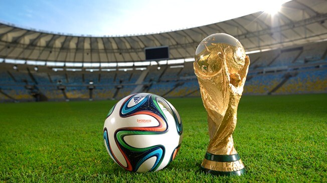 What's the latest tech in FIFA World Cup 2014 ?