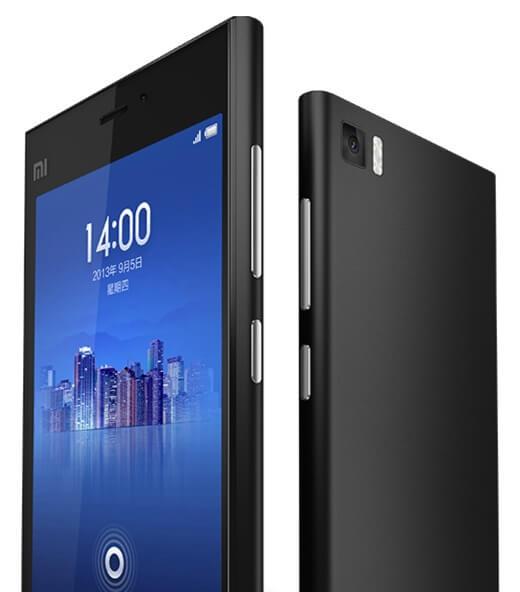 Xiaomi-Mi3-in-black