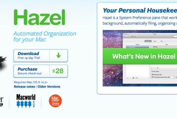 Automate File Organization with Hazel