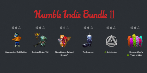humble-indie-bundle 11 giveaway techzei