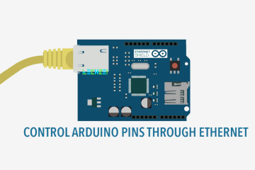 Ethernet Shield - Arduino - Control