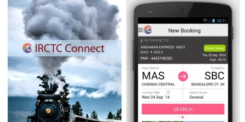 irctc_connect_android_app_techzei