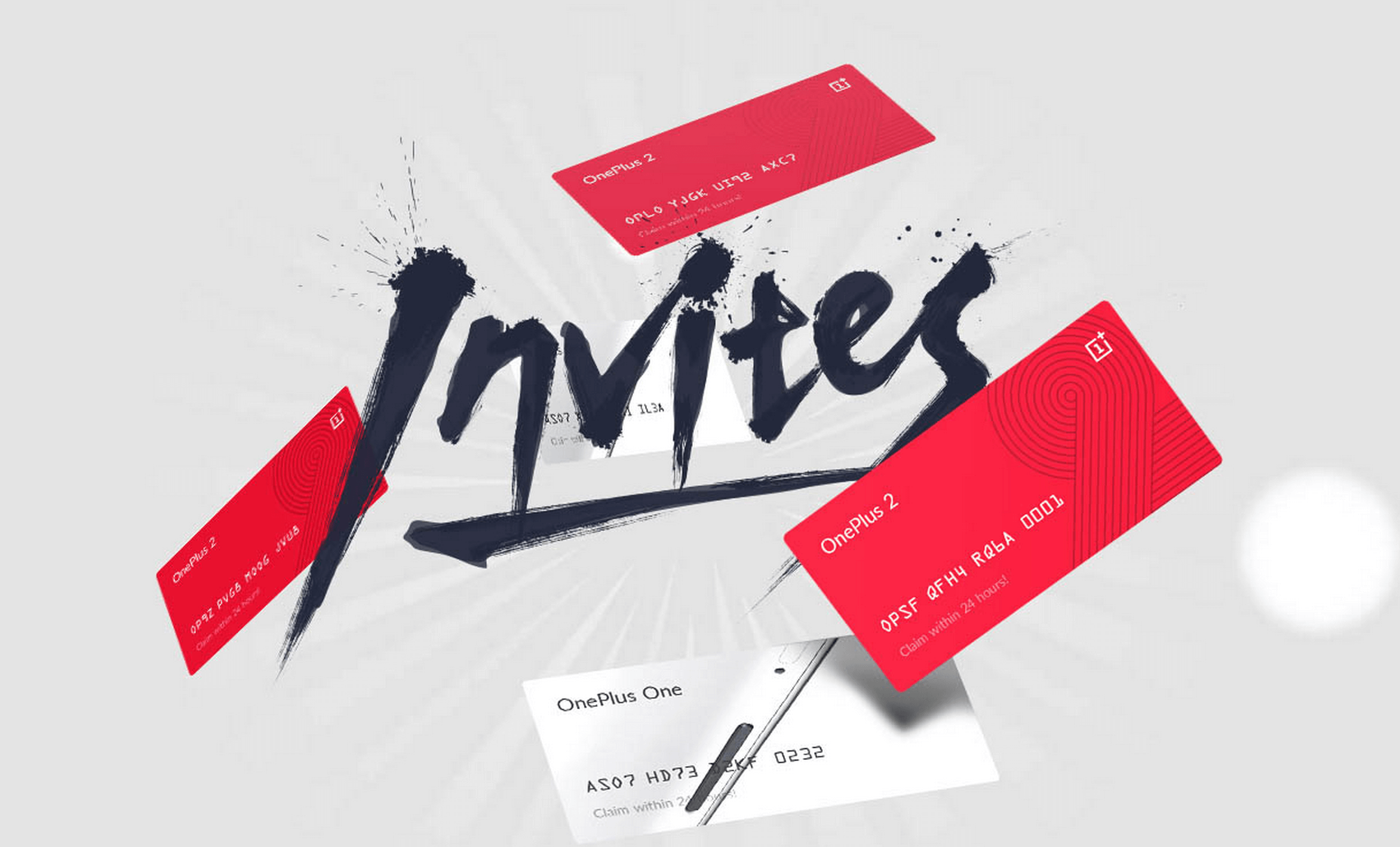 5 OnePlus Two Invites Giveaway!