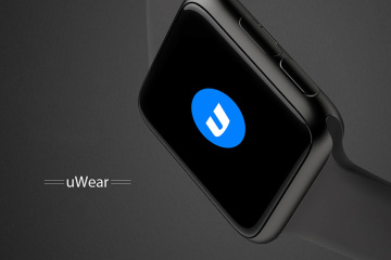uWear Bluetooth Smartwatch