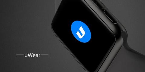 uWear Bluetooth Smartwatch