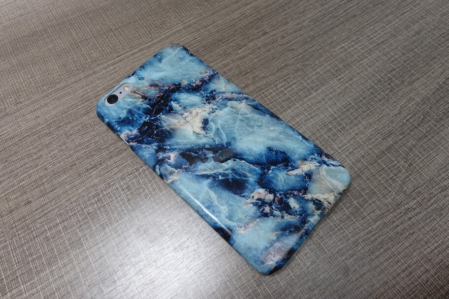GMYLE Marble case for iPhone