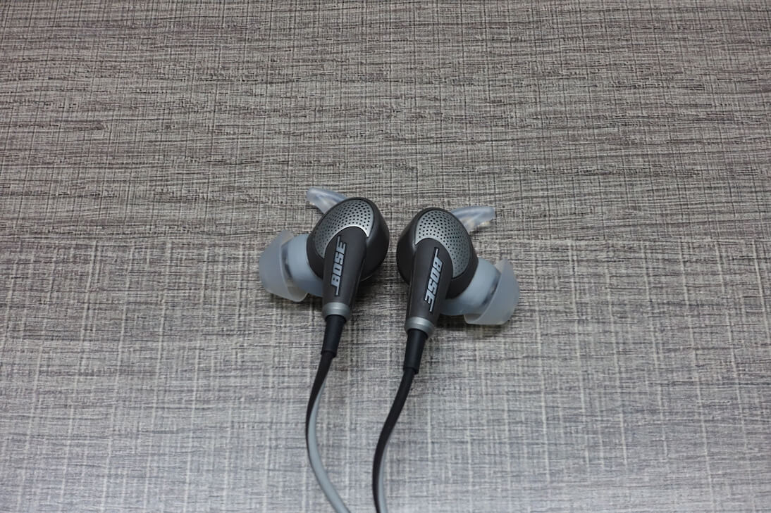 Bose QC20i: Review