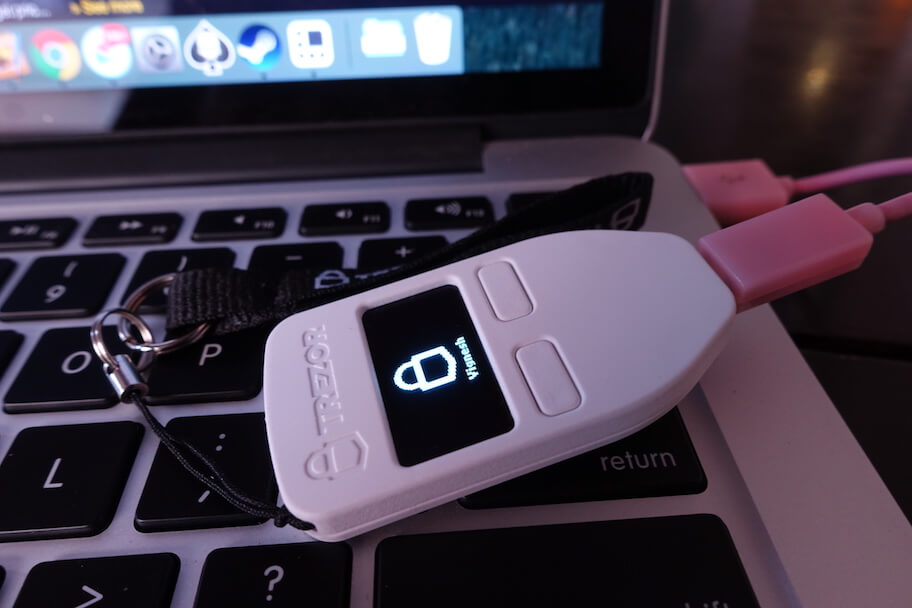 trezor-review-techzei-build