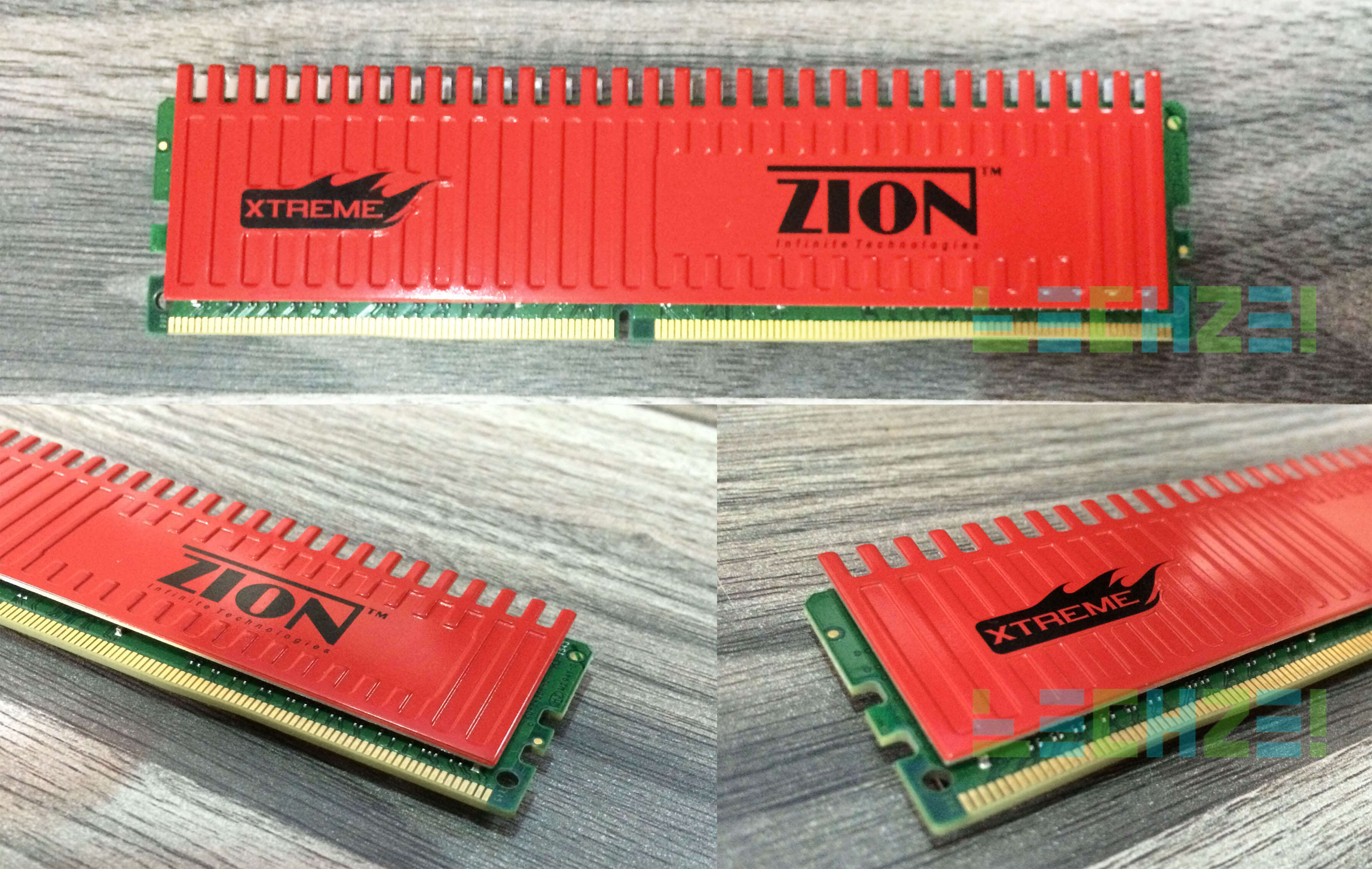 ZION XTREME DDR4 8GB @ 2400 MHz RAM Review