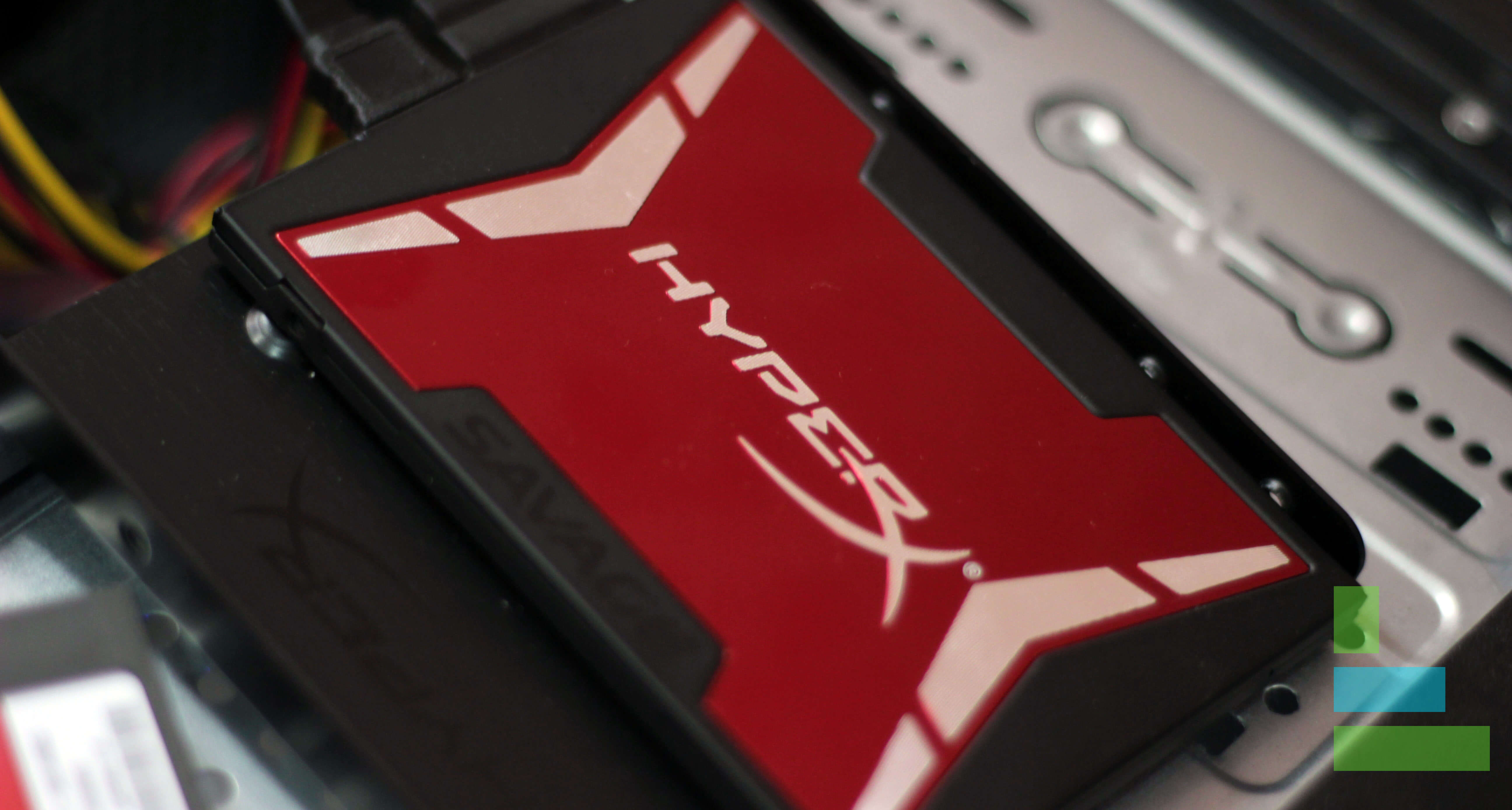 Kingston HyperX Savage SSD Kit Review