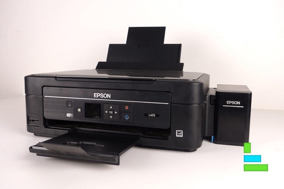 epson l455 review